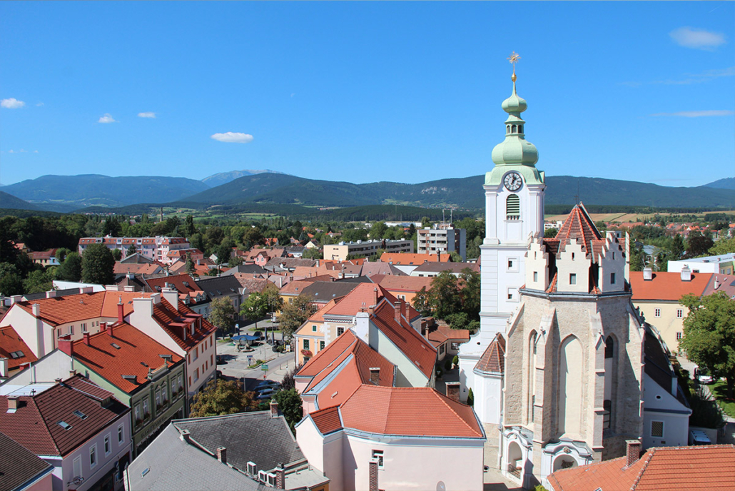 Innenstadt Neunkirchen © Stadtgemeinde Neunkirchen